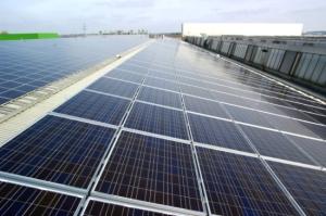 photo image solar panels phoenix solar dow corning