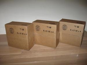 photo three boxes stories