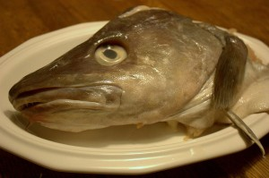 fish head great lakes example