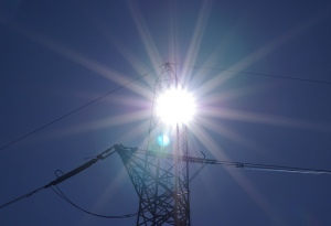 bright sun pylon