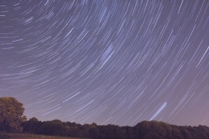 perseid meteor shower michigan