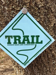 michigan sugar trails sign