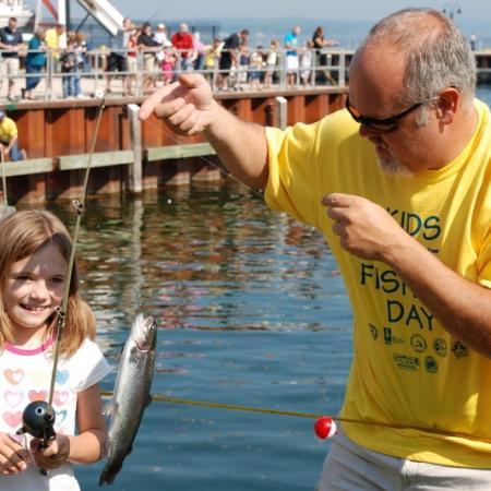 free fishing weekend