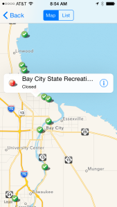 mybeachcast screenshot iphone6