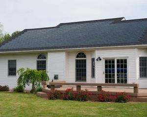 powerhouse solar shingles installed