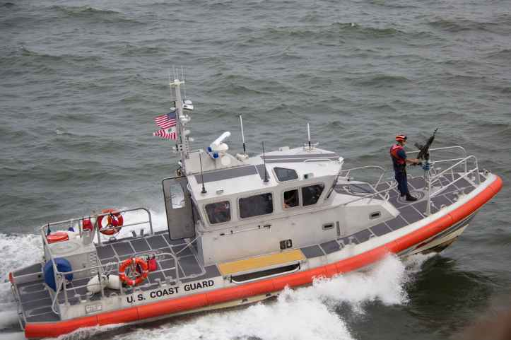boat military coast guard